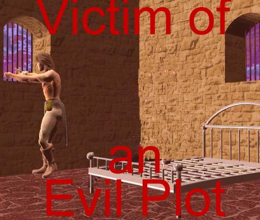 Victim of An Evil Plot